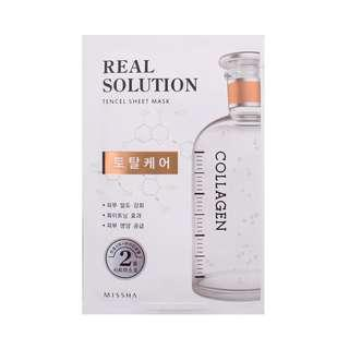 Real Solutions Tencel Sheet Mask