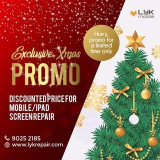 🎄Christmas Promo! IPhone Lcd Crack screen , iPhone repair