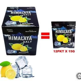 Himalaya Salt Sport Candy 12 Packet Per Box