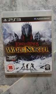 Lord Of The Ring : War In The North PS3