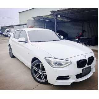 2012年 BMW 1-Series 118i Sport Line