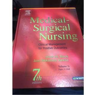 Medical-Surgical Nursing Clinical Management for Positive Outcomes Version 1 & 2