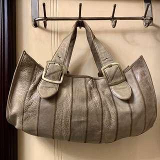 Leather Shoulder bag 真皮上膊大袋