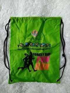 Forest Day Fun Run 2017 String Bag