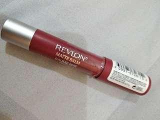 Revlon lipblam matte