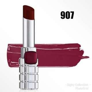 L'Oreal color shine and riche lipstick
