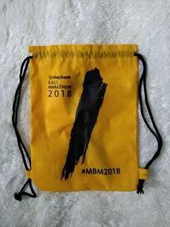 Maybank Bali Marathon 2018 String Bag