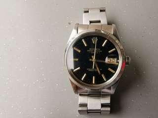 Vintage Rolex 15000 Automatic Watch (34mm)