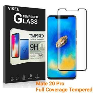 Mate 20 Pro Tempered Glass Screen Protector