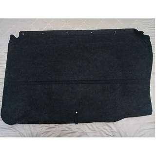 Fiat Coupe 20vt ( Original ) Rear Trunk Parcel Shelf Carpet ( Set )