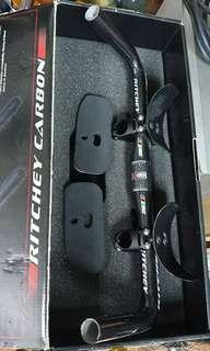 BNIB Richey Carbon Hammerhead TT Bar