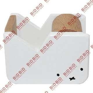 Miffy 木製 膠紙座 文具 Tape Dispenser Stationery