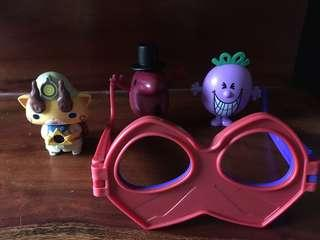 McDonalds Toy Collection