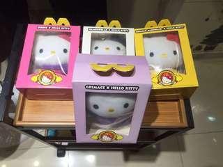 🚚 收藏品 四隻合售 麥當勞 hello kitty 凱蒂貓娃娃