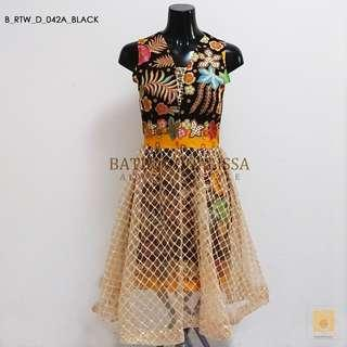 Batik Luxury Dress in Lace