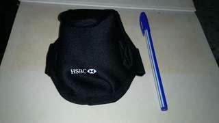 HSBC SMALL POUCH / COIN BAG