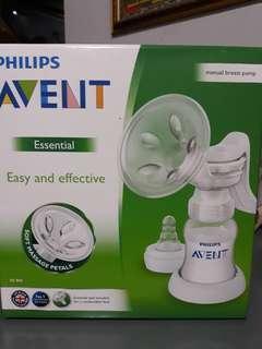 Breast pump manual philips