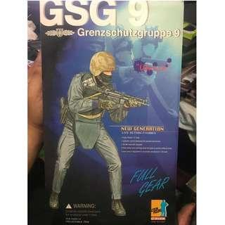 GSG 9 Grenzschutzgruppe 9 Action Figure