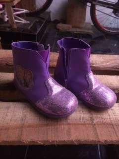 #jualanibu sepatu frozen