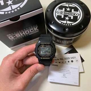 G-Shock DW-5035D-1BDR 35th Anniversary Square