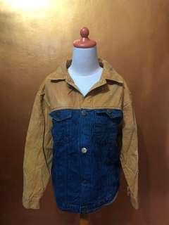 Jaket two tone only 150k (nett)