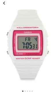 Casio water 50 M resist Sale