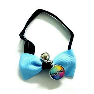 🚚 Customized bow tie pet collars