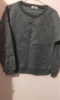 🚚 太空棉全新長袖鋪棉上衣