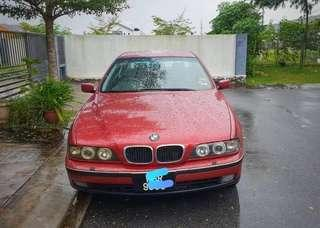 BMW E39 523i 525i SUPERB CONDITION