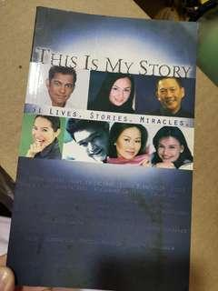 This is my story - BOOK