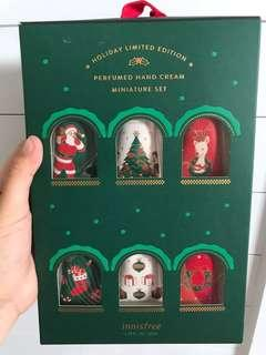 Innisfree - Hand Cream Christmas Edition