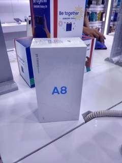 Kredit Samsung A8+ 64GB Proses sekitar 3 menit tanpa Cc