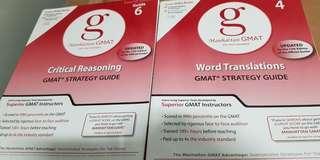 GMAT guides Critical Reasoning n Word translations