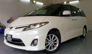 Toyota Estima G model Twin roof Twin Power Door