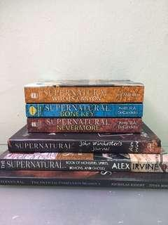 Supernatural Books