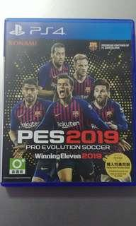 PES2019 (PS4 Game)