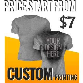 d543ae930 class t shirt printing service | Bulletin Board | Carousell Singapore