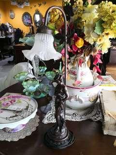 Table French Lamp