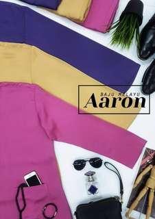 Baju melayu Aaron S-3xl