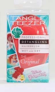 Tangle Teezer The Original Disney The Little Mermaid Hairbrush