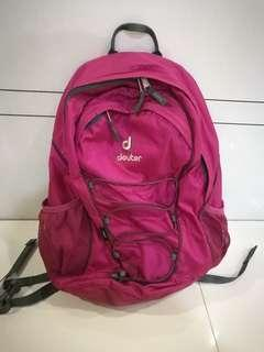 Deuter Pink Backpack