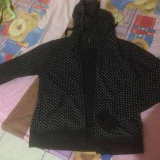 Free Post Polka Dot Jacket #TGV3