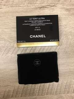 Chanel 粉餅 LE TEINT ULTRA color 20 BEIGE