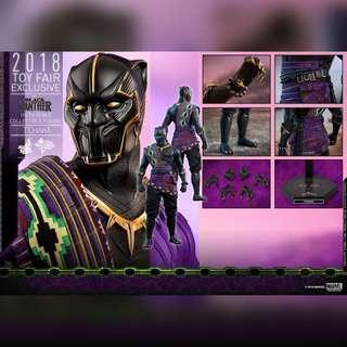 Hot Toys MMS487 T'Chaka Black Panther TChaka (MISB Brown Box)