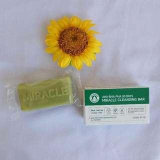 [Share]Somebymi AHA BHA PHA 30 Days Miracle Cleansing Bar 1/4