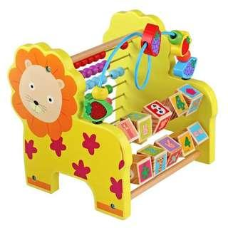 Wooden Multi-functional Toy