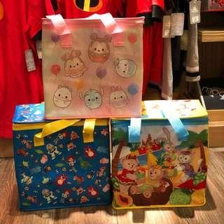 香港迪士尼 保溫袋 野餐袋 Ufufy Toystory Duffy StellaLou