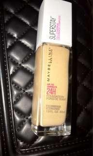 MAYBELLINE SUPERSTAY 24H FOUNDATION WARM NUDE
