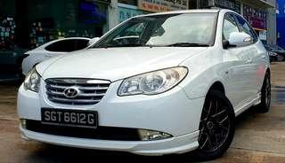 Hyundai avante 1.6a s best condition