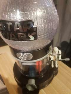 star wars jellybean dispenser